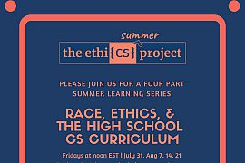 ethi{cs} summer project