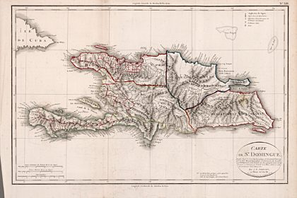 Mapping the Haitian Revolution