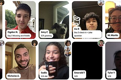 Photo of flipgrid group