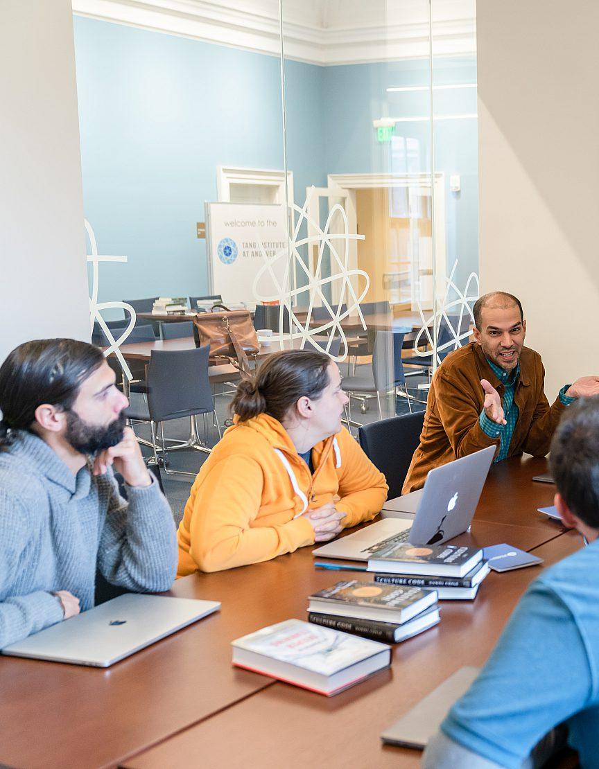 Workshop faculty